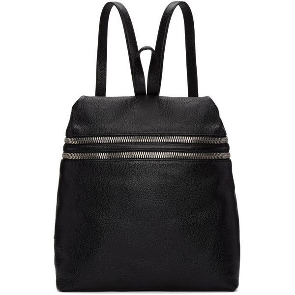Black Large Leather Backpack Kara From China Low Shipping Fee bA5Rb2pl