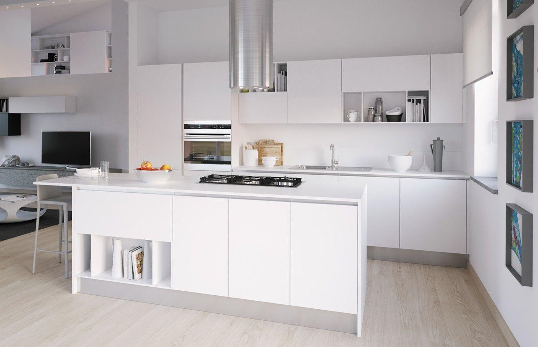 Cucine Modernissime Con Isola sedie per isola cucina