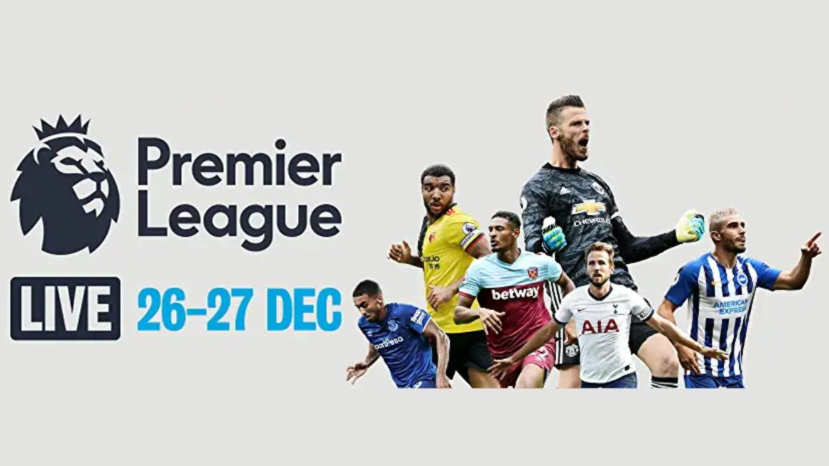 How to live stream Boxing Day Premier League football from
