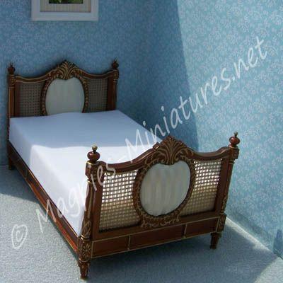 8003   Bed   Jiayi · Dollhouse FurnitureFairy ...