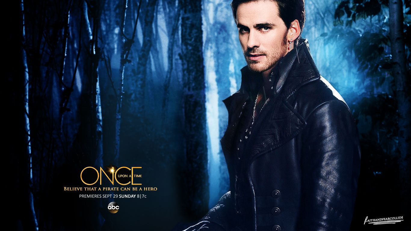 Colin O Donoghue As Hook On Abc S Once Upon A Time So Good Looking My Fav For Sure Colin O Donoghue Once Upon A Time Captain Hook