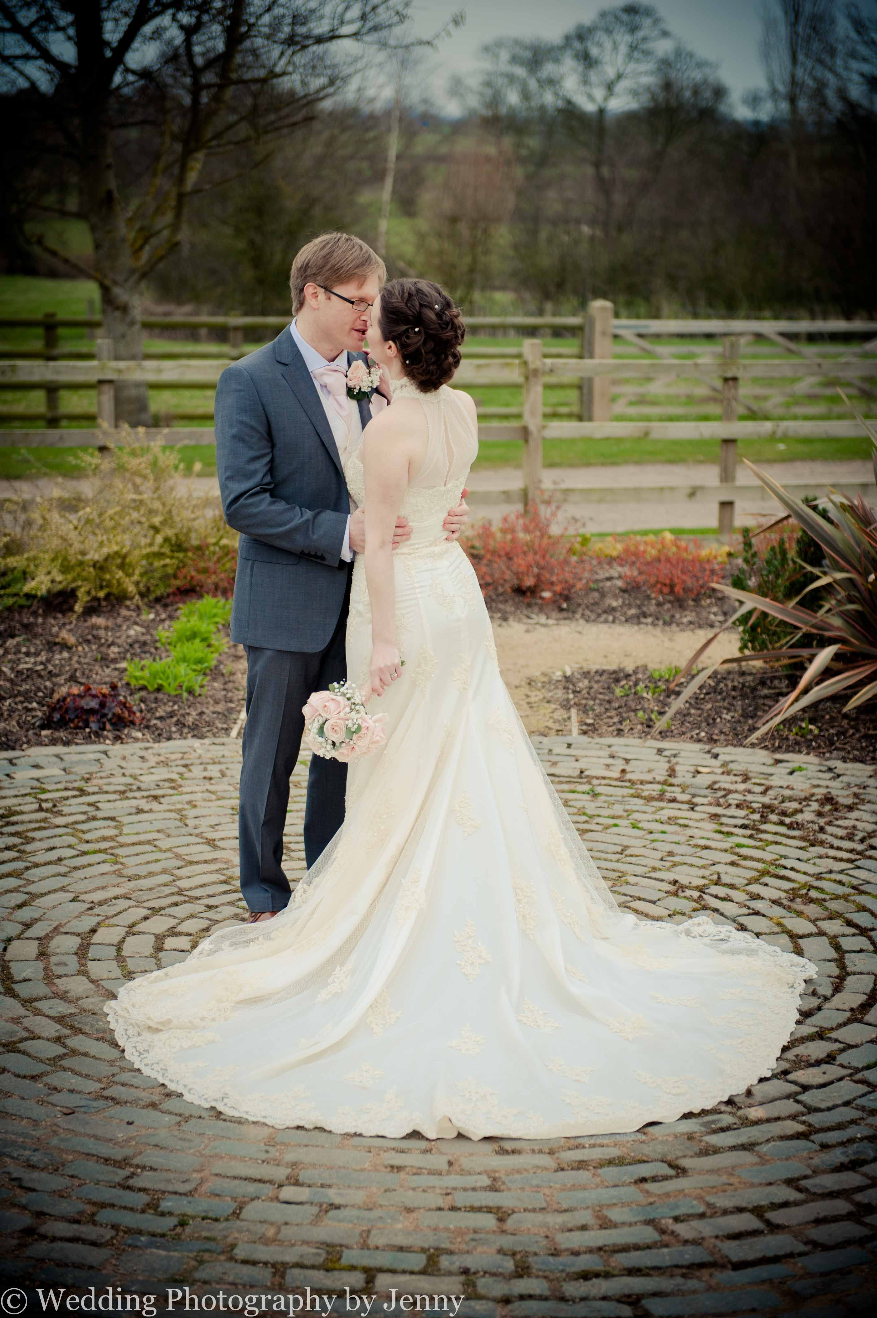 Winter wedding photography west midlands wwwbyjennycouk