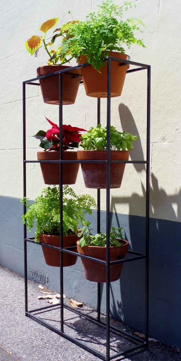 For balcony buy from etsy for Balcony vertical garden