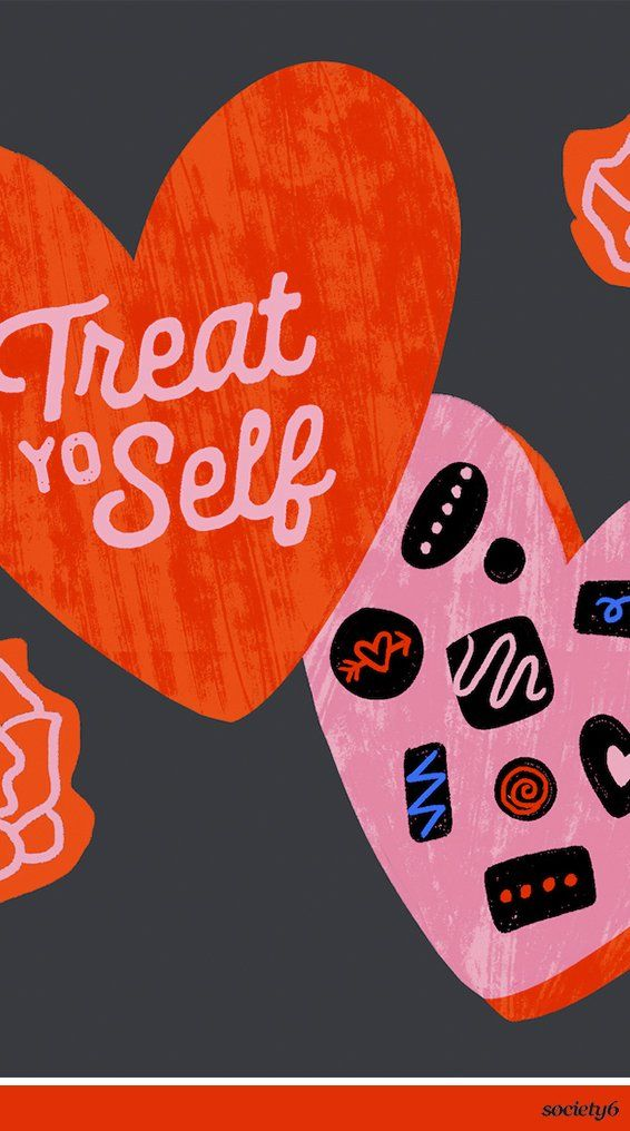 Whether you're not into celebrating or are bummed you don't have that someone special… | Society6 thumbnail