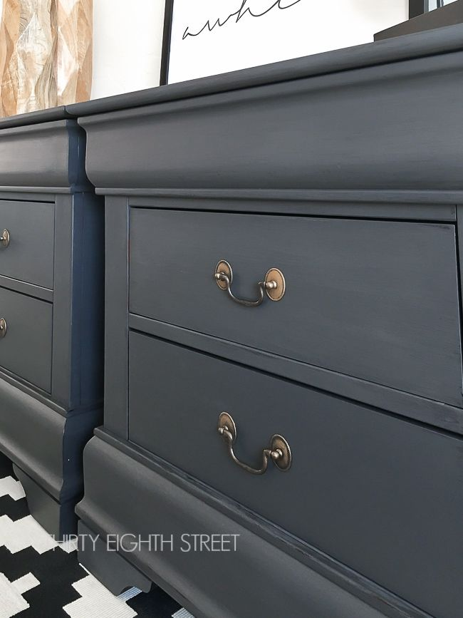 How To Transform Second Hand Furniture Easily Paint furniture diy