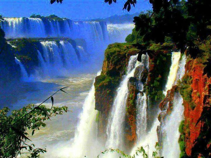 Cataratas de Iguaçu  Brasil