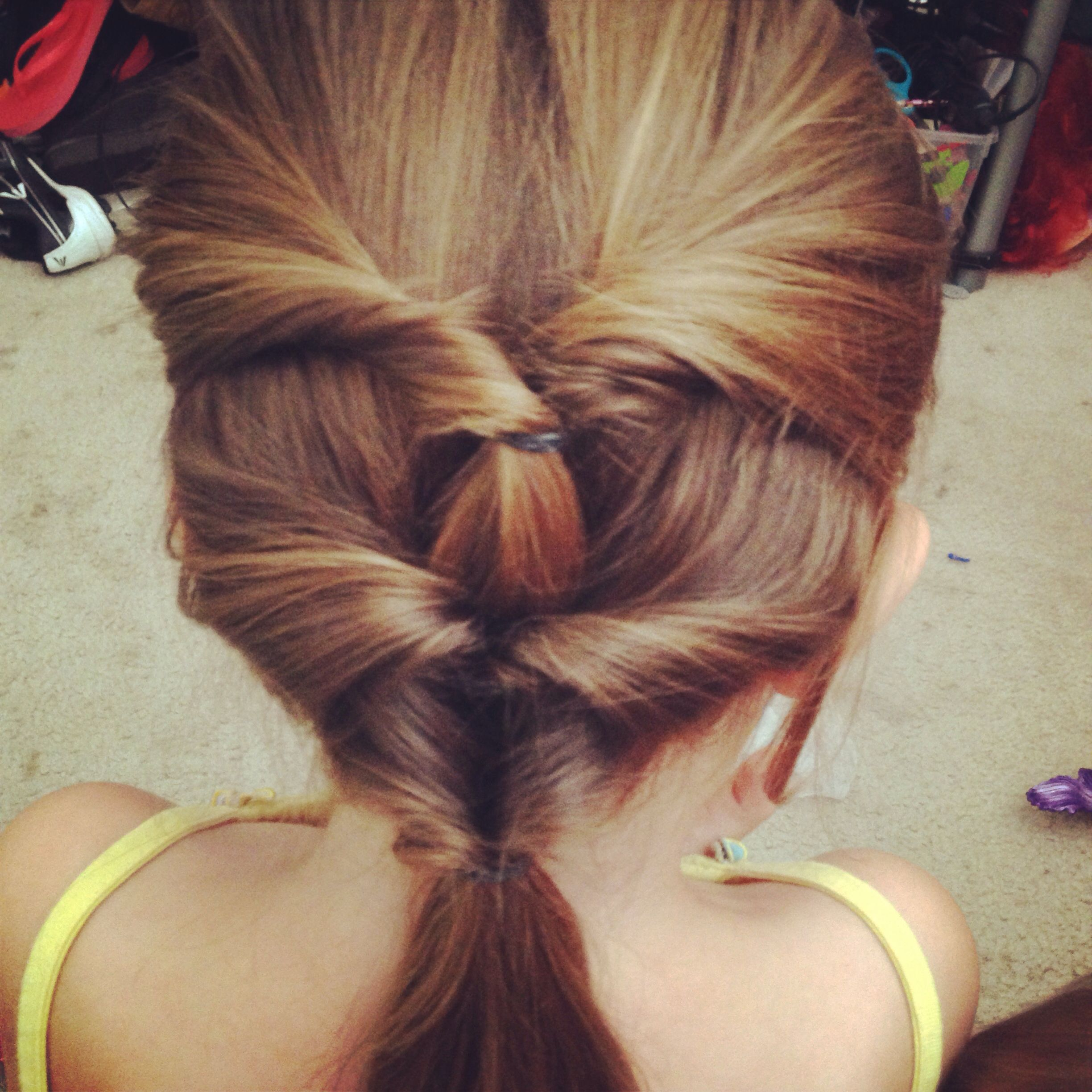 Little girl hairstyles cute pinterest girl hairstyles girls