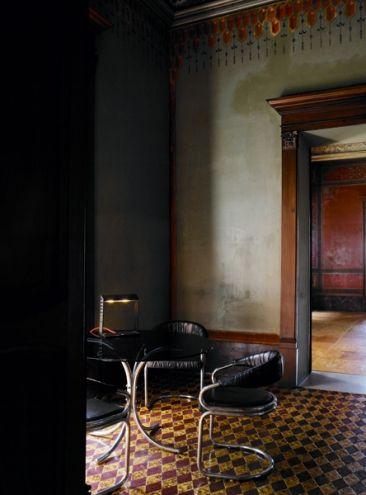 Arch antonio martiniello casa studio a napoli for Elle decor interni