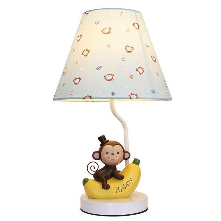 Süße Nachttischlampe für das Kinderzimmer. LED Lampe mit