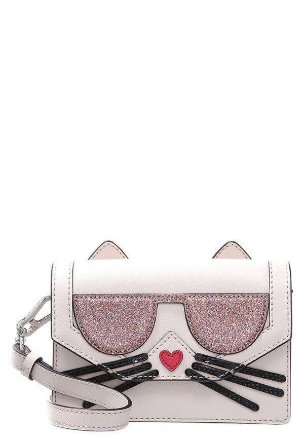 sehr bequem uk billig verkaufen geschickte Herstellung Katzen Tasche designt von Karl Lagerfeld #Accessoire #Katze ...