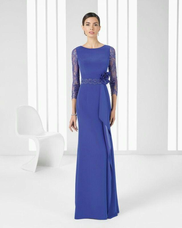 Famoso Luz Azul Vestido De Dama Componente - Vestido de Novia Para ...