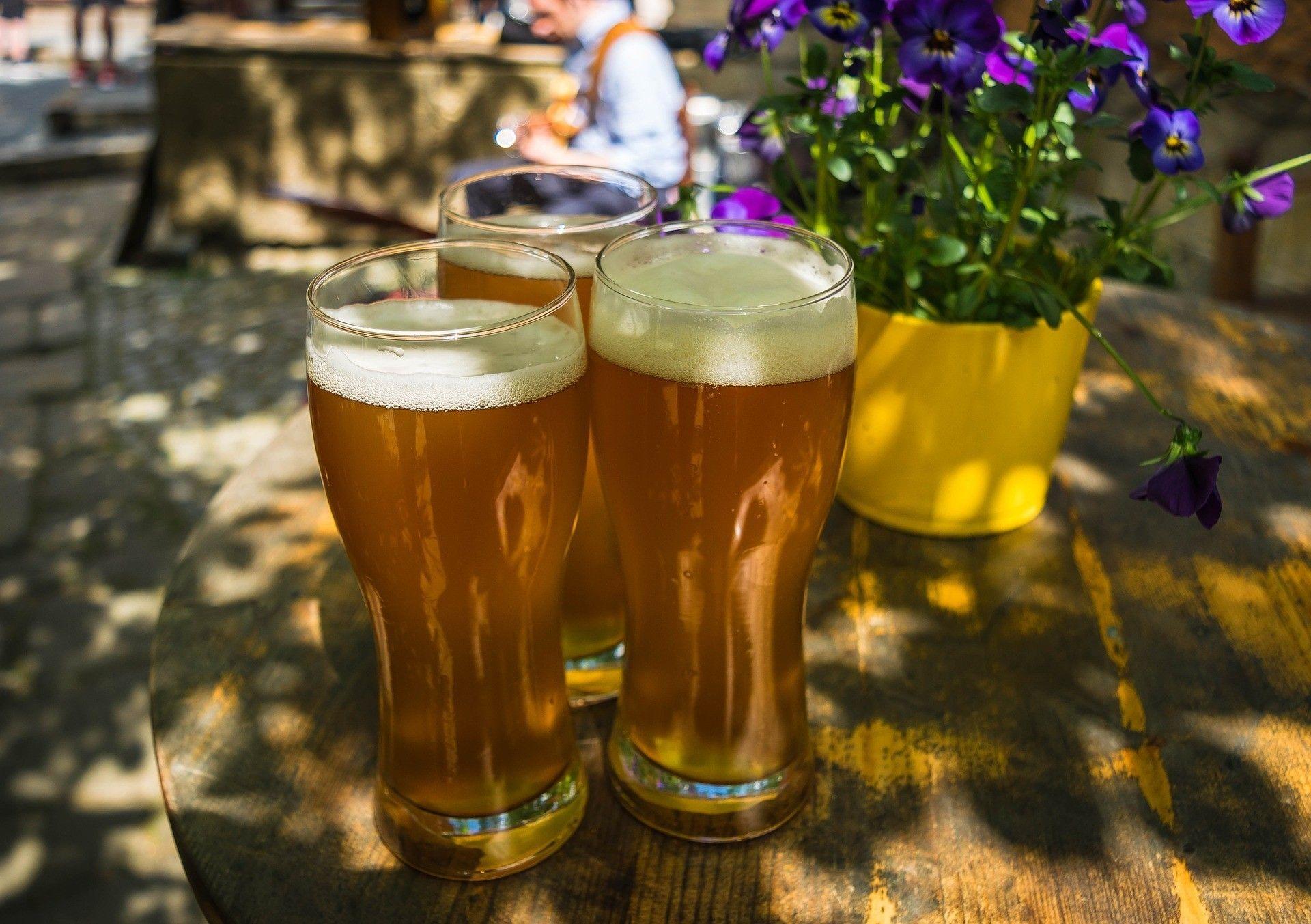 Biergärten sorgen im Saarland vor allem bei sonnigem Wetter für  Urlaubsfeeling. Die 7 schönsten Biergärten, die das Saarland zu bi…   Beer, Drinking  beer, Best beer