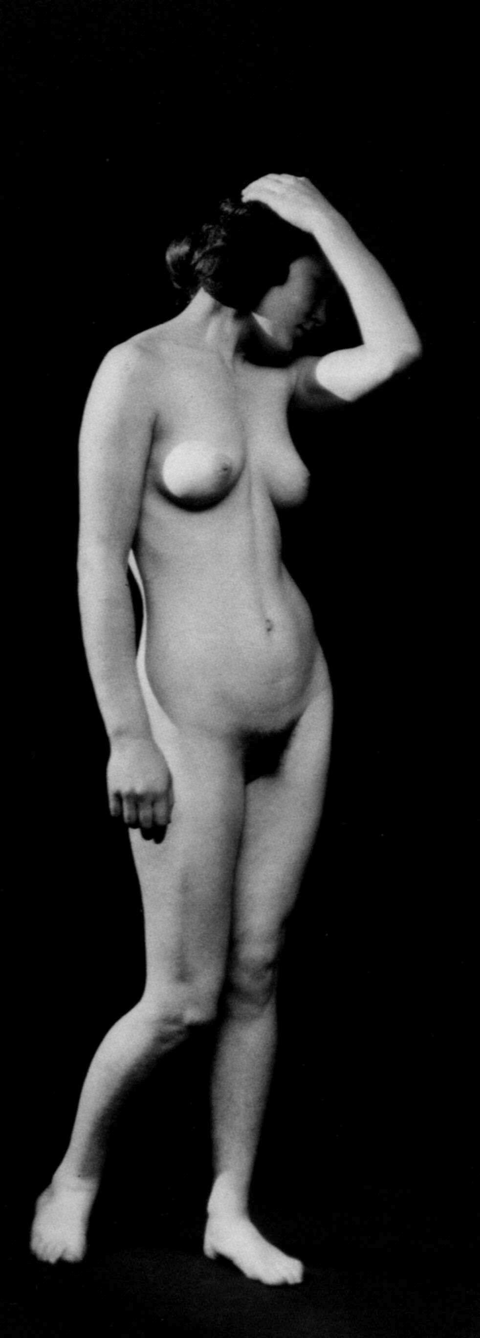 Female Figure Series Albert Arthur Allen Freda