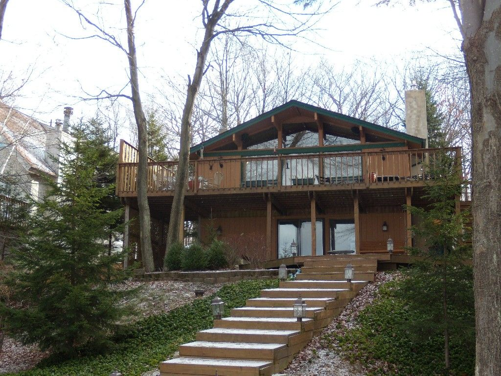 pocono cabins rentals cascade mountain cabin geneva lake vacation