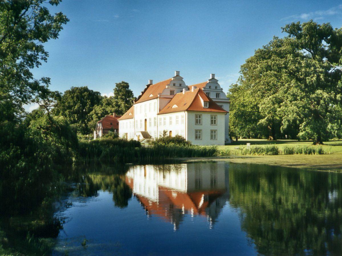 Gutshaus Boldevitz auf Rügen Herrenhaus, Anwesen, Traum