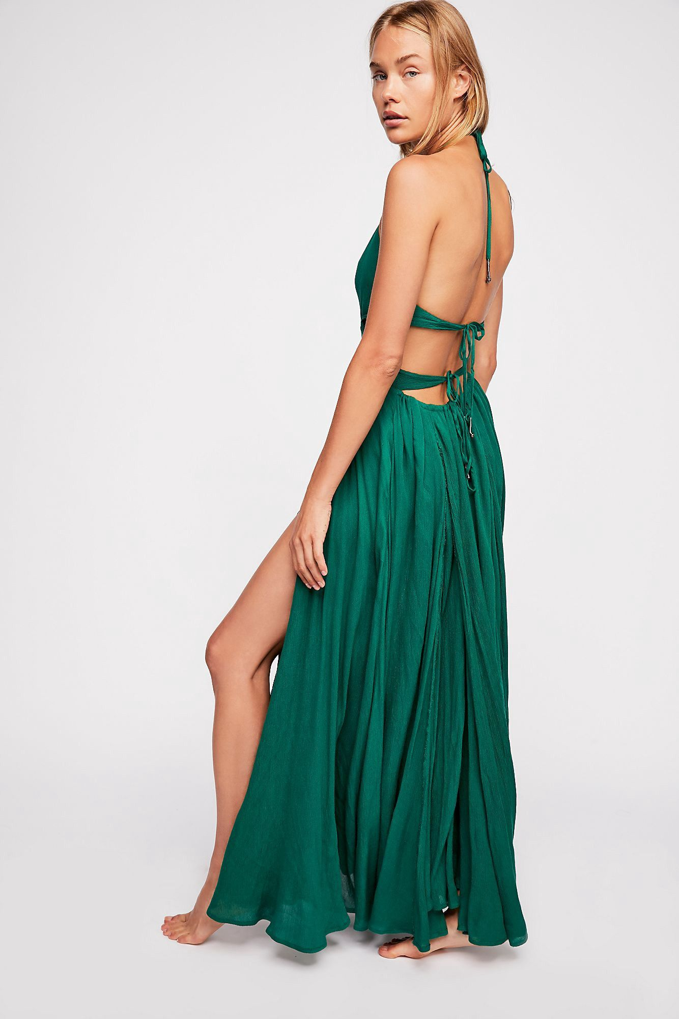 fe732621758e Free People Lille Maxi Dress - Summer Bronze S | Products | Dresses ...