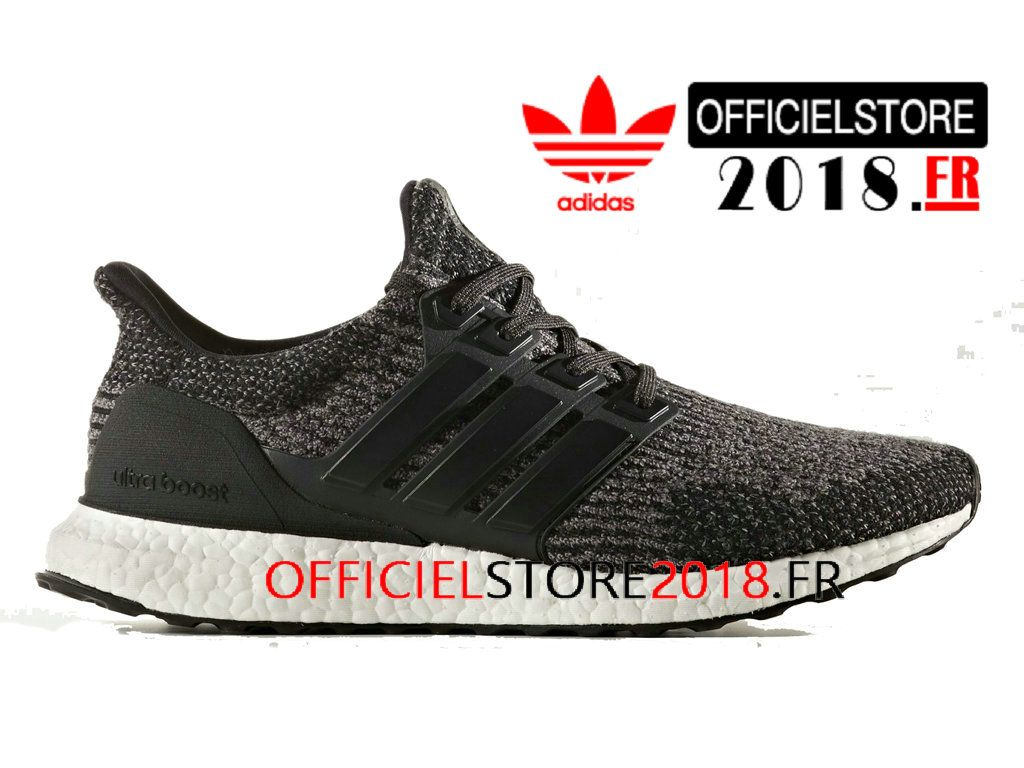 Adidas Chaussures Homme Ultra Boost 3.0 Prix Pas Cher Black
