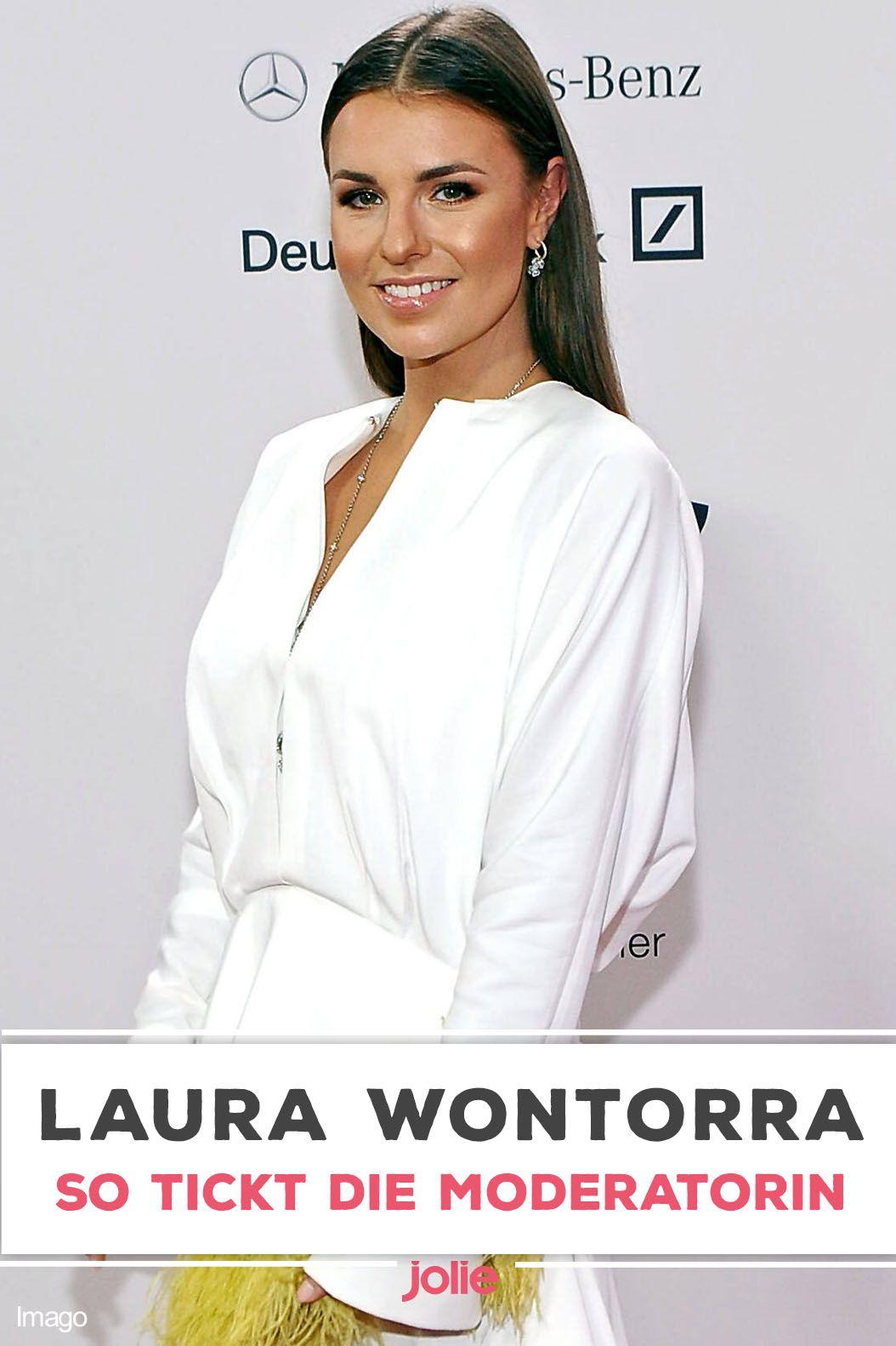 Laura Wontorra Fruher Und Heute Laura Wontorra Traumfrau Promis