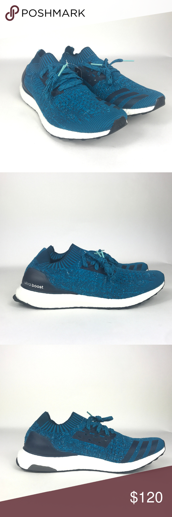 a5765d1a7e538 Adidas Ultraboost Ultra boost Uncaged BY2555 Blue Brand New Adidas  Ultraboost Ultra boost Uncaged BY2555 Blue