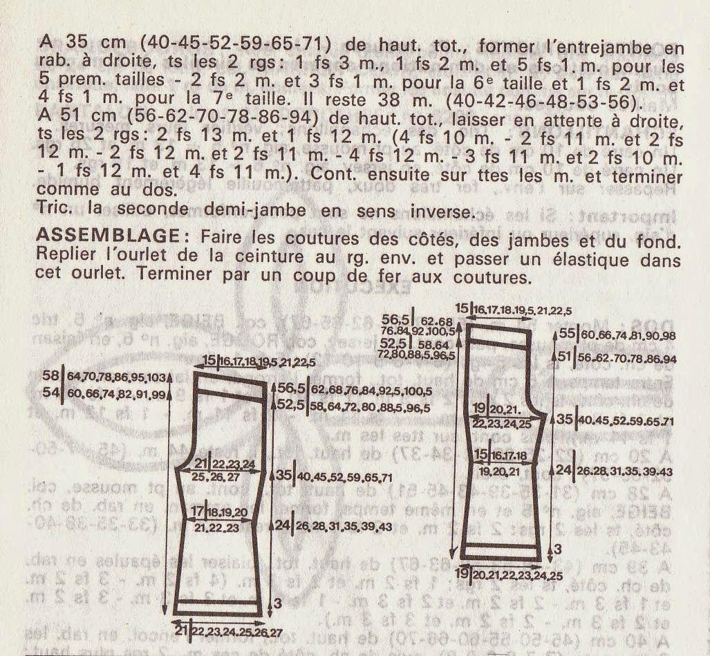 Tricot enfants » Paris Maille N°18″  
