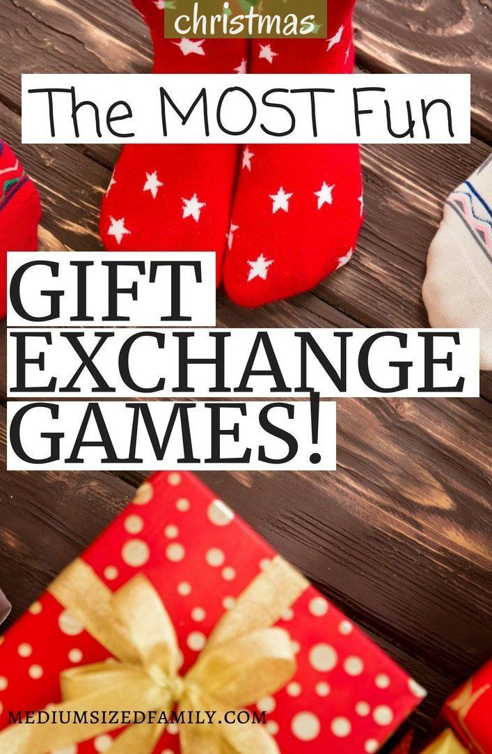 These Gift Exchange Games Have Themes That Your Guests ...