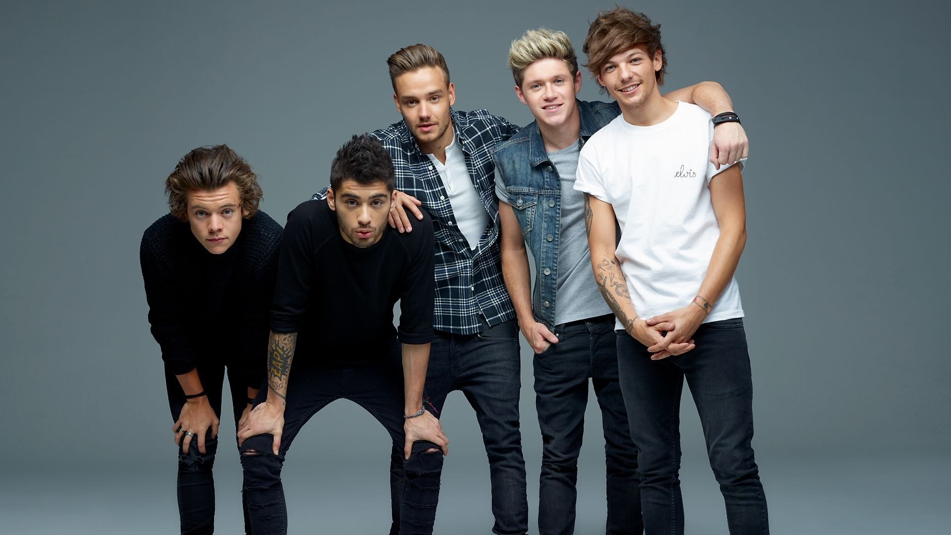 One Direction Desktop Wallpaper One Direction Wallpaper One