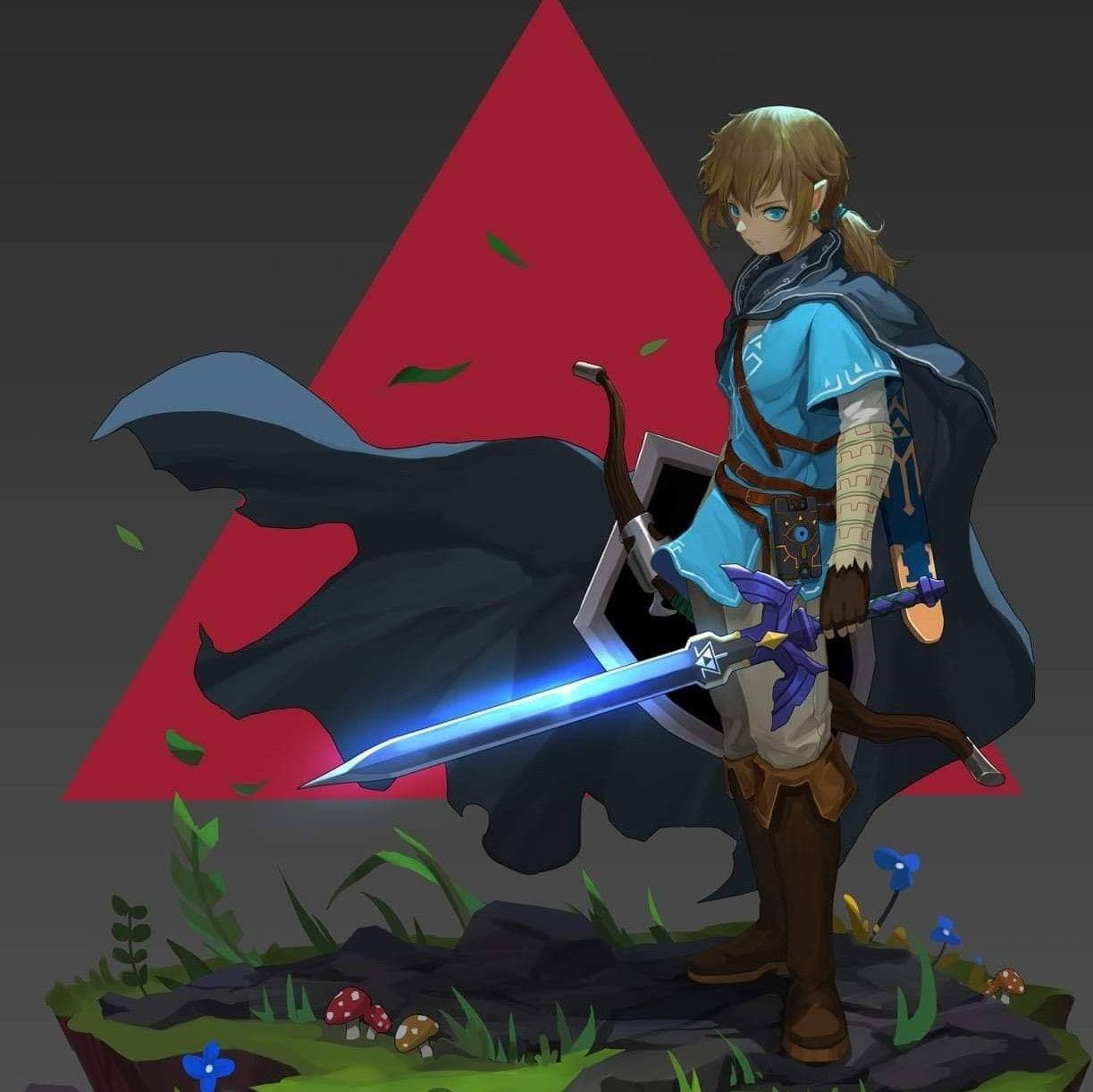 Pin By C Mar On The Legend Of Zelda Legend Of Zelda Breath Zelda Art Legend Of Zelda