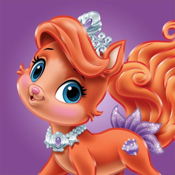 Palace Pets Treasure With Images Disney Princess Pets Disney