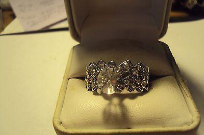 Size 10 Wedding Ring Set From Estate Lot Sale | WEDDING ...