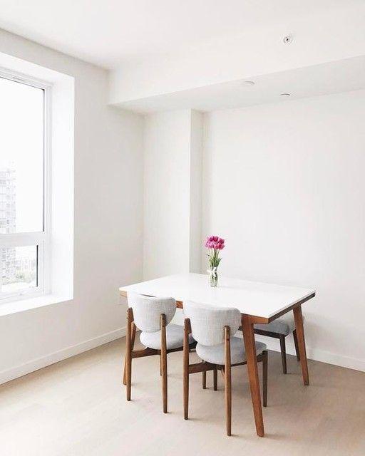 Modern Kitchen Design Interior Dining Table
