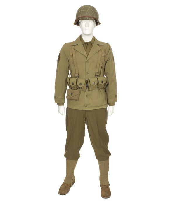 ddfd183b588ed U.S Army Temperate Combat Uniform | Eastern Costume : A Motion Picture  Wardrobe