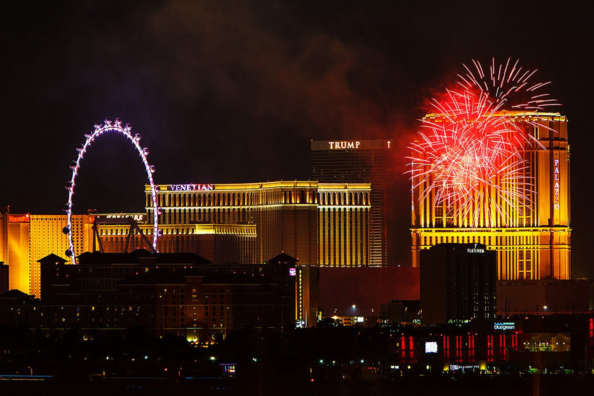 4th of July Weekend Events & Fireworks 2021 in Las Vegas – Dates