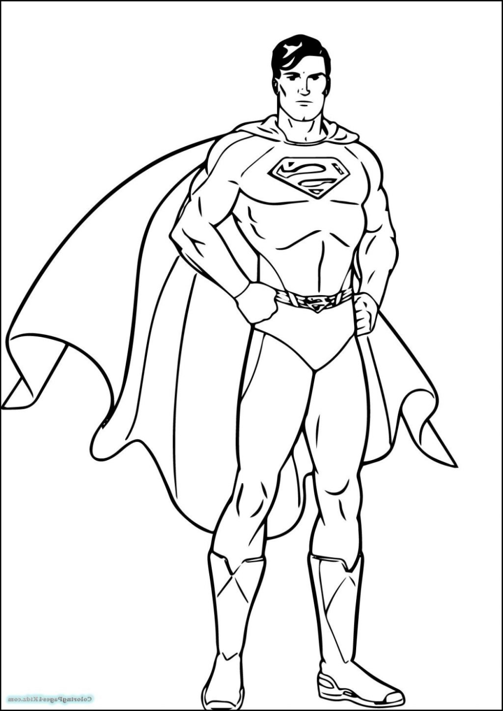 Coloring Book Batman Vs Superman Colouring Book Cactus Coloring Kimmi The Clown Shopkins Superhero Coloring Pages Superman Coloring Pages Superhero Coloring