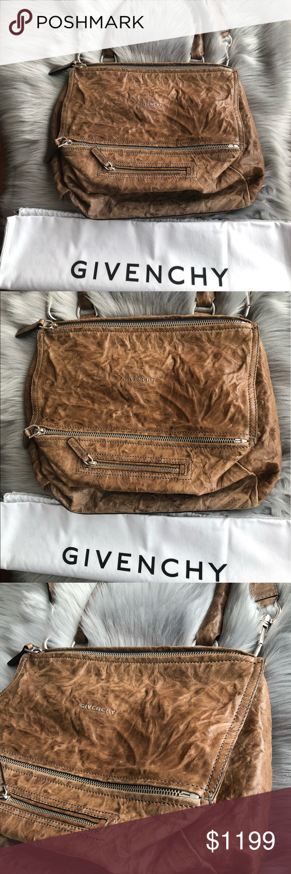 🔥FINAL SALE🔥Authentic Givenchy Medium Pandora ❤ ❤️Pre owned in very good 4b59b0bb8b