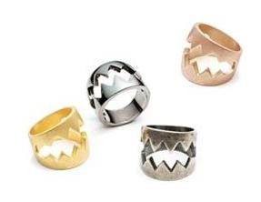 bear trap rings