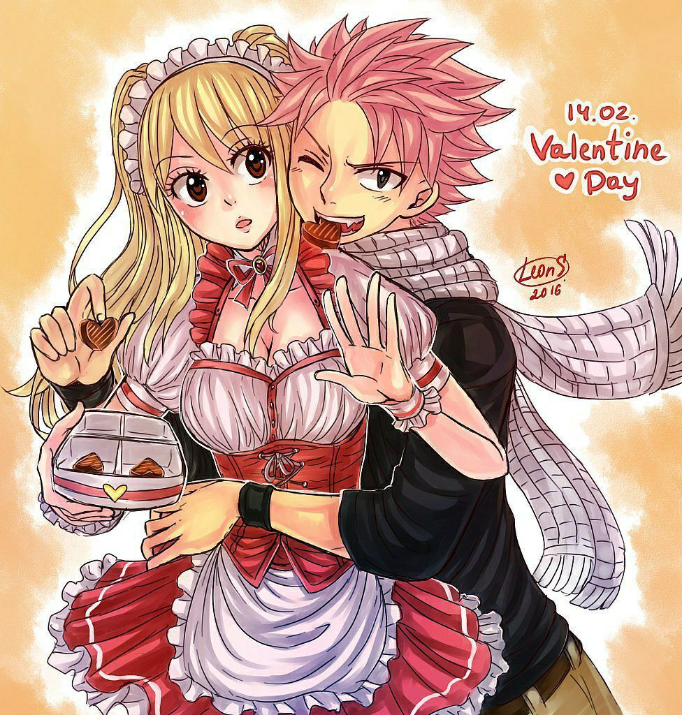 Fan Fiction Lucy Angel And Natsu Demon