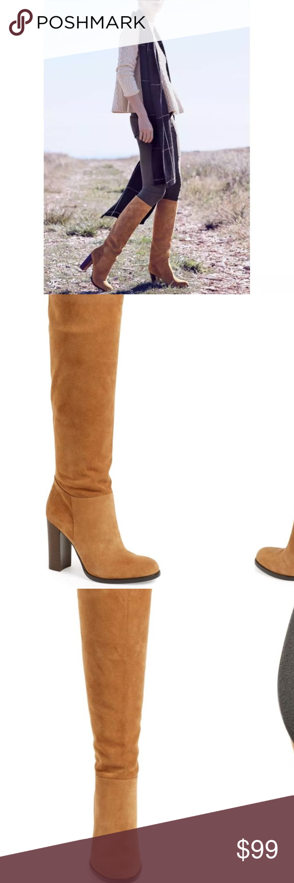 94cfd7d96 Sam Edelman Victoria Slouch Boots Tan Suede SAM EDELMAN VICTORIA SLOUCH  BOOTS DETAILS  amp  CARE