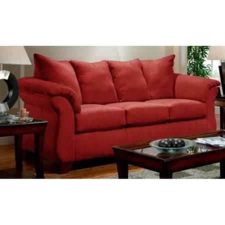 Chelsea Home 196703 Srb Armstrong Sofa Sensations Red Brick