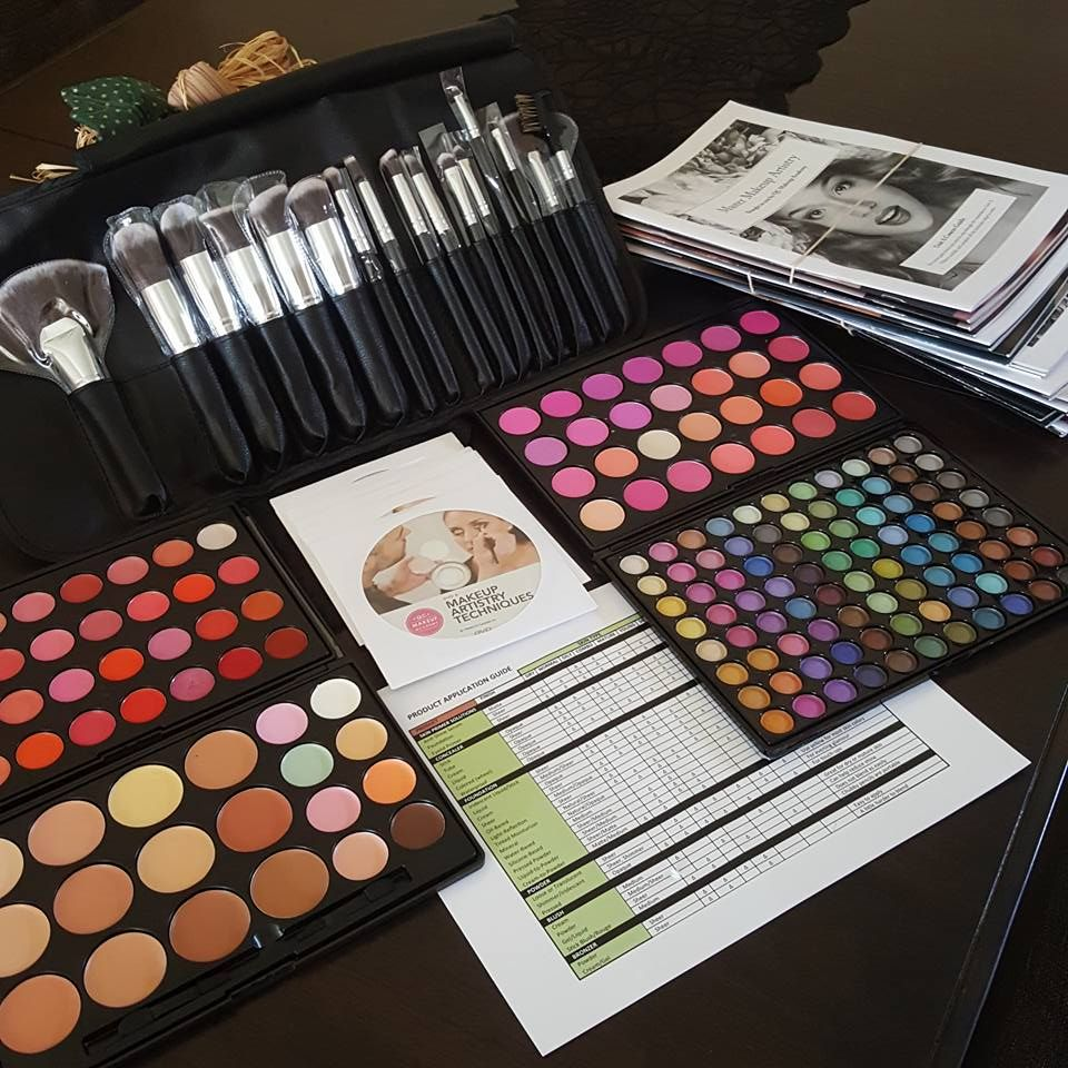 QC Makeup Academy Introduction and Initial Review Makeup