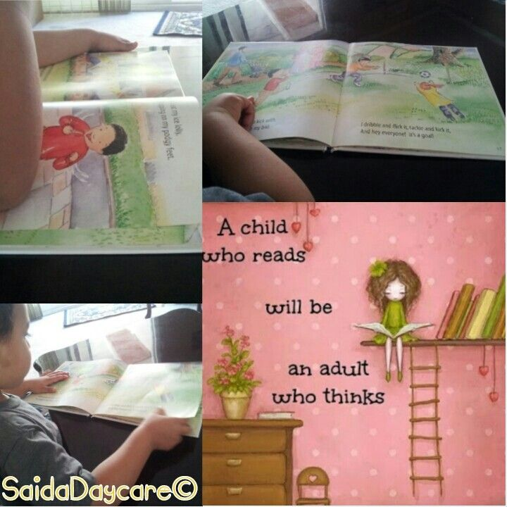 A Child Who Reads Will Be An Adult Who Thinks Read With Images