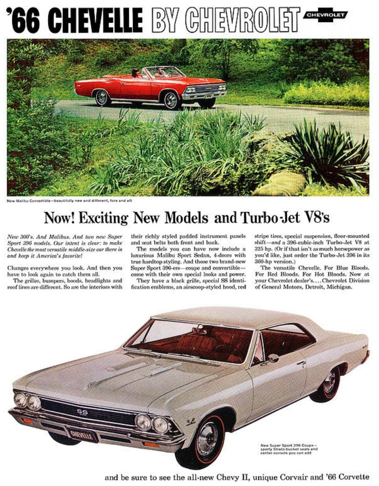 66 Chevy Chevelle Turbo -Jet V8 | Cars | Pinterest | Chevy chevelle ...