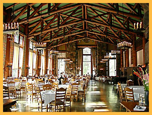 The Ahwahnee Hotel Dining Room, Yosemite Google Image Result For Http://www