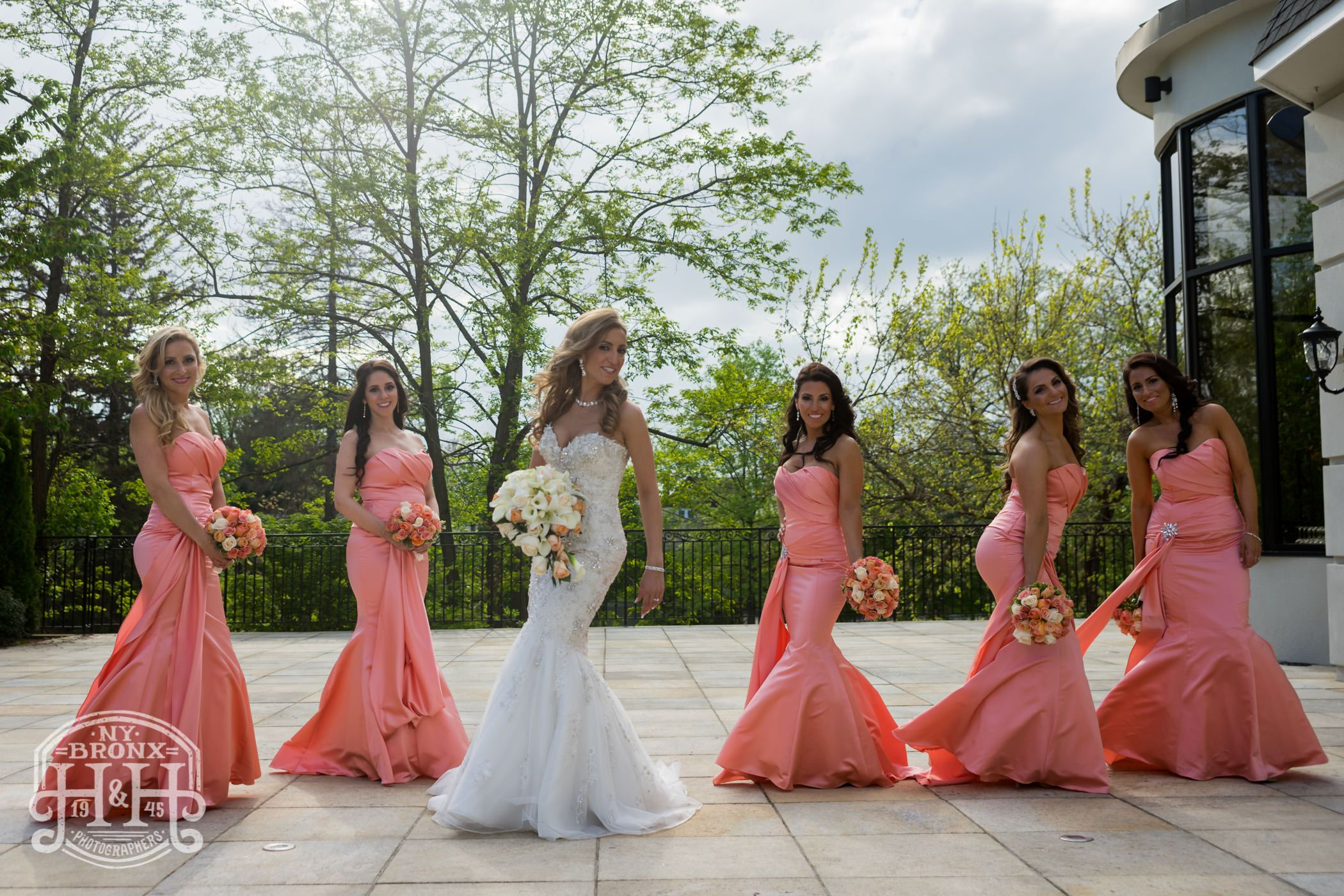 Alicias bridal gown and the bridesmaid dresses are fabulous at alicias bridal gown and the bridesmaid dresses are fabulous at mulinos at lake isle country club ombrellifo Choice Image