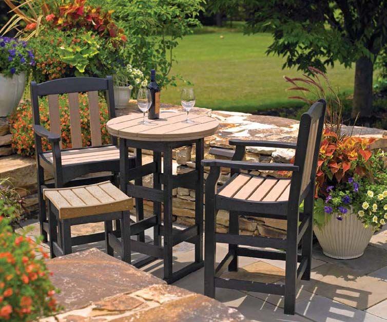 Breezesta 174 Recycled Plastic Outdoor Patio Furniture Line