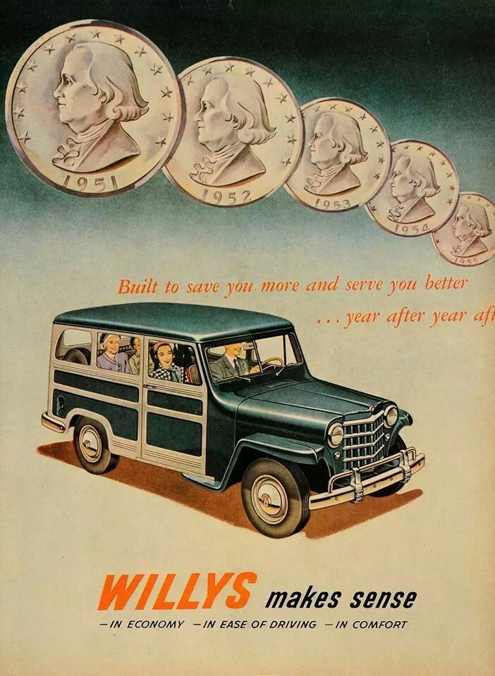 Willy's motor co.