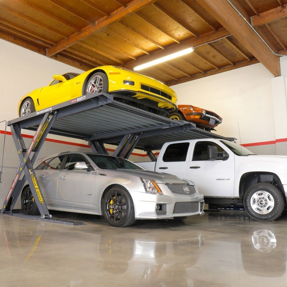 Autostacker Pl 6sr Parking Lift Car Lift Parking System Car