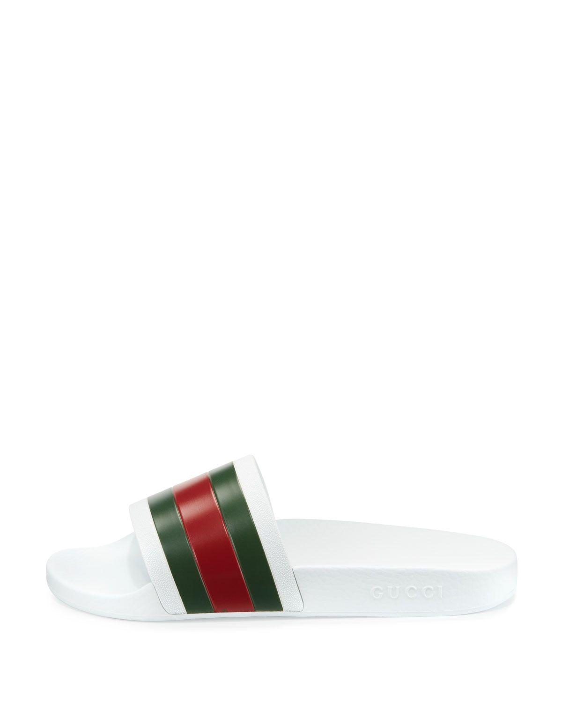 6995dcbcc Gucci Pursuit  72 Rubber Slide Sandal