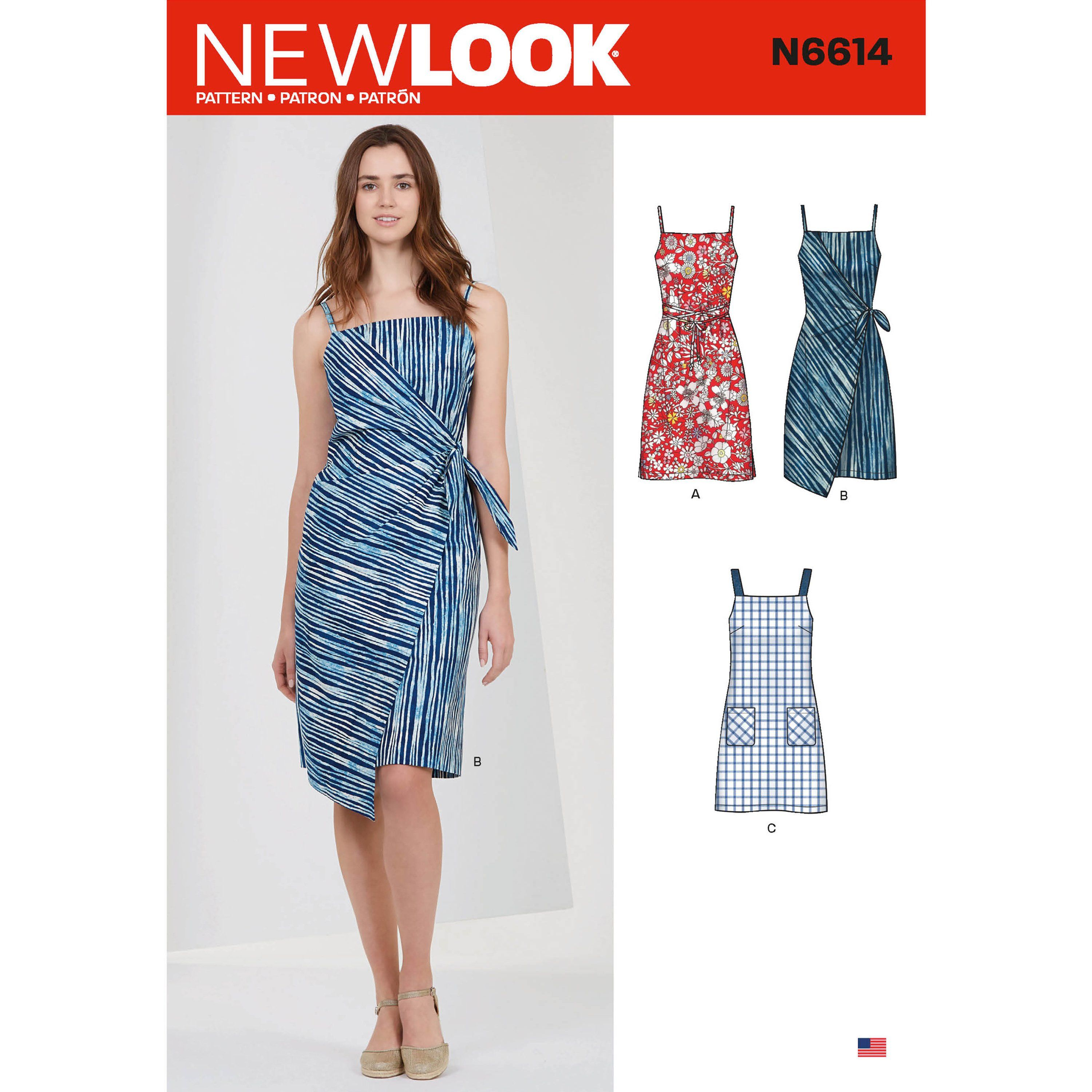 New Look 6614 Sewing Pattern New Look Dress Patterns New Look Dresses Maternity Sewing Patterns [ 3000 x 3000 Pixel ]
