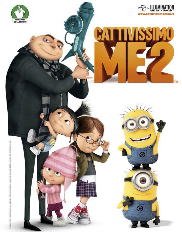 film cattivissimo me 2 gratis