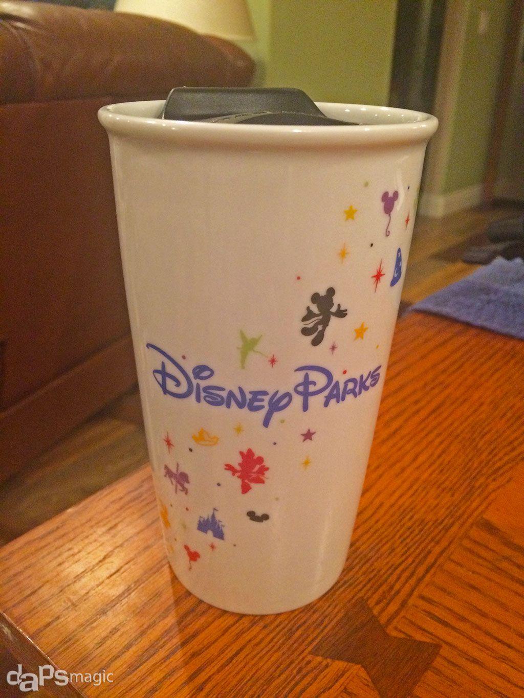 Disney Parks Starbucks Travel Mugs Have Arrived At Disneyland